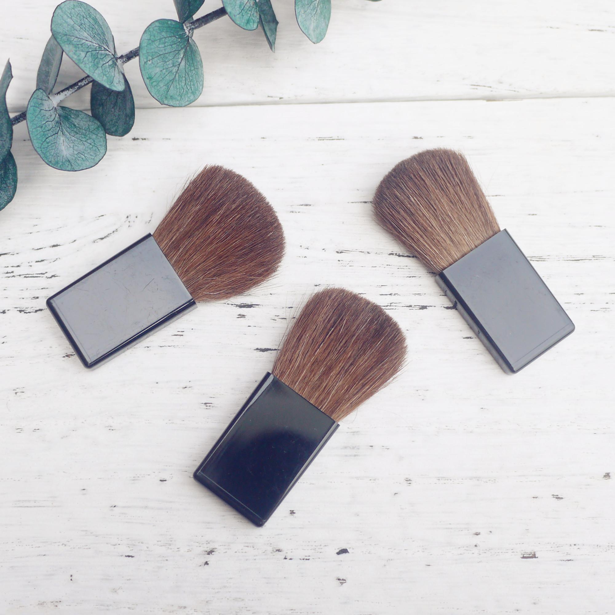 Quality day single professional makeup brush flat head wool blush brush rouge brush powder brush eye shadow brush Foundation Brush 23
