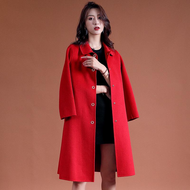 Женские шерстяные пальто Артикул 599967366407