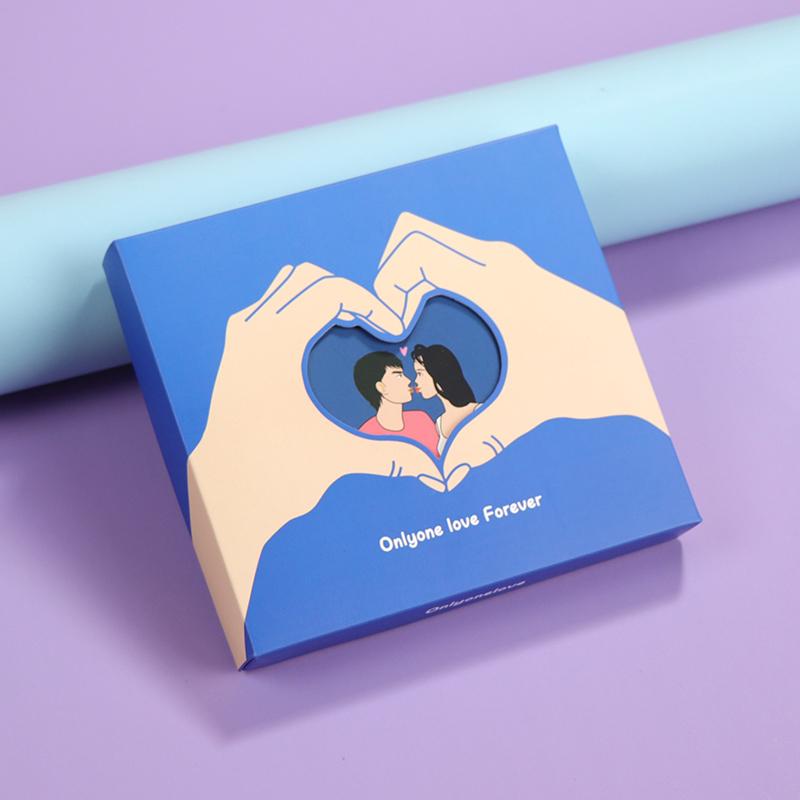 恋爱100小游戏卡片100挑战生日礼物纪念创意打卡情人节女送男朋友