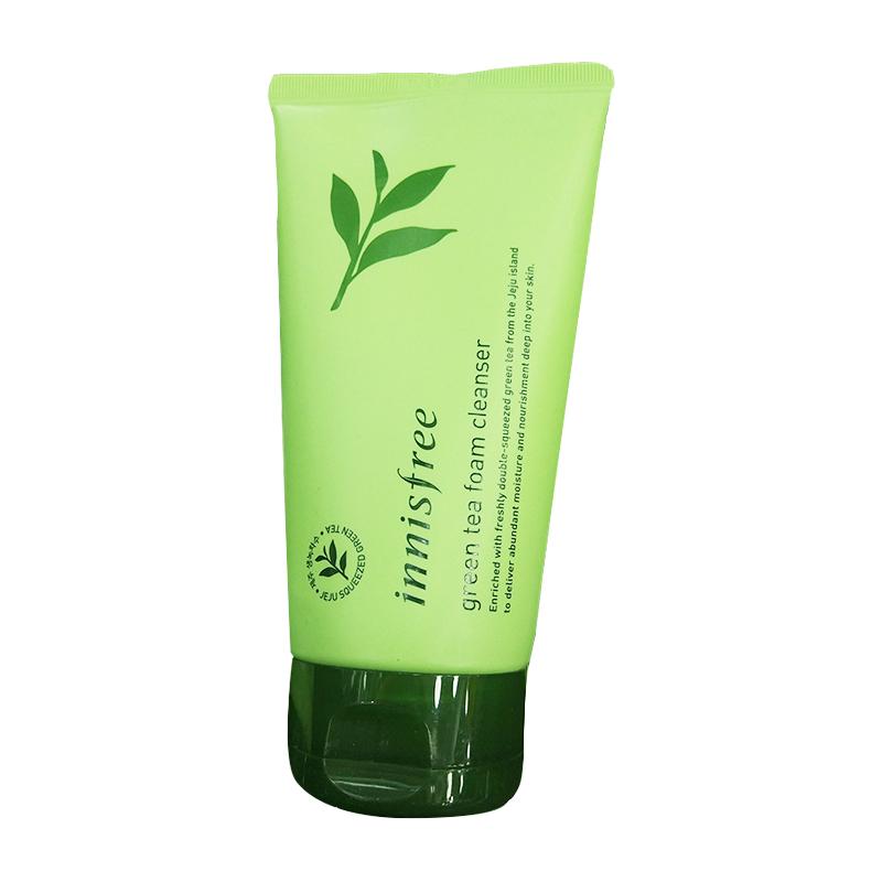 Yueshifengyin Green Tea Facial Cleanser Korea Innisfree Facial Cleanser 150ml