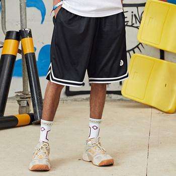 准者运动篮球裤男女夏季训练潮短裤