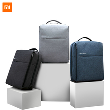 Xiaomi backpack schoolbag men and women notebook computer bag fashion trend Travel Backpack