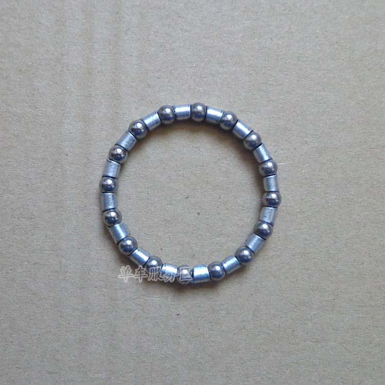 自行车前叉珠架 把立钢珠 山地车碗组滚珠  龙头珠架滚珠配件