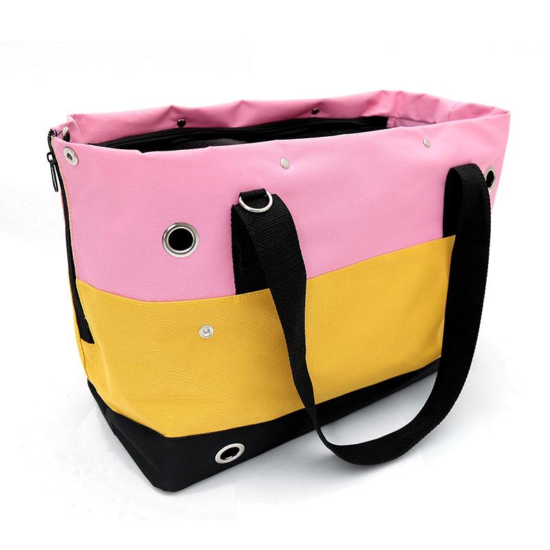 寵物包 外出便攜包 泰迪狗狗包 貓包狗狗旅行箱背包裝貓狗的袋子