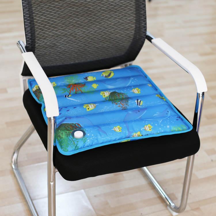 水垫 水坐垫 冰精灵 沙发座坐垫 夏季天 降温椅垫学生 凉垫 冰垫