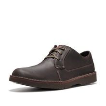 Clarks' men's shoes in Autumn New Retro British casual shoes simple business shoes Vargo plain