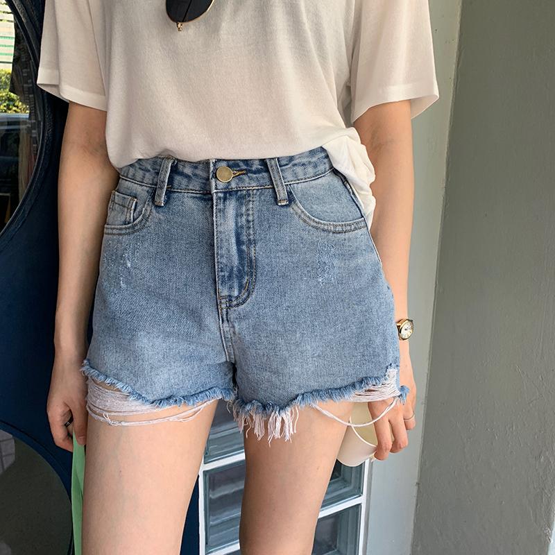 waitmore女夏2019新款韩版学生短裤(用22.1元券)
