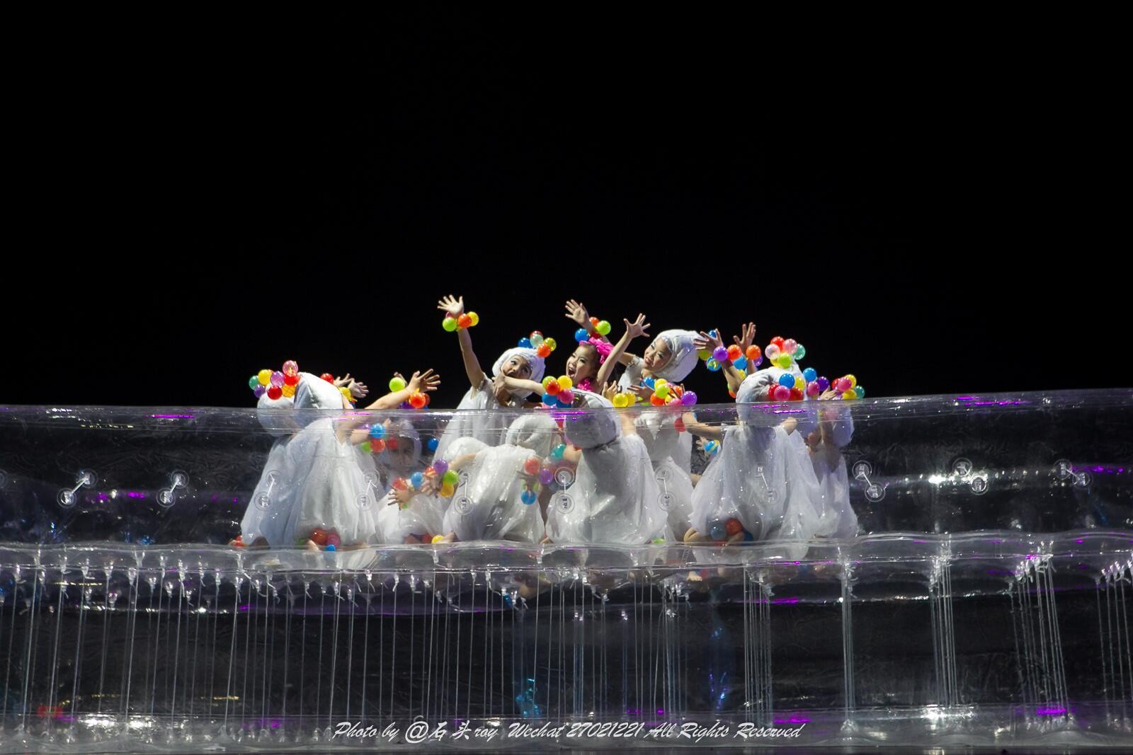 六一热卖泡泡时光演出服第九届小荷风采儿童舞蹈表演服饰新品包邮