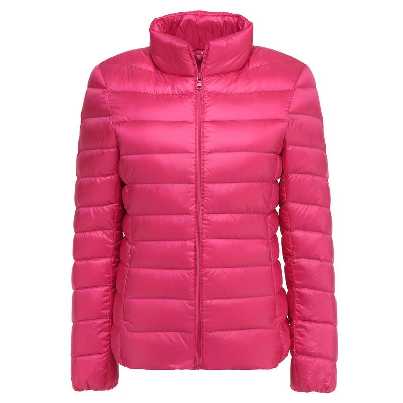 南极人2020新款轻薄羽绒服女短款超轻外套超薄轻便时尚小款大码超