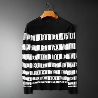 2019秋冬新款时尚男士羊毛衫 男士爆款羊毛打底衫19002 P115