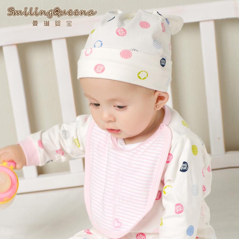 春秋嬰兒新生兒 鴨舌帽