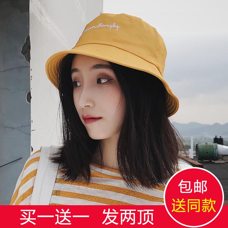 帽子 女 夏天 韩版
