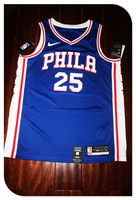 NK ICON EDITION NBA Simmons 76ers Team Limited Shirt SW 864501-496