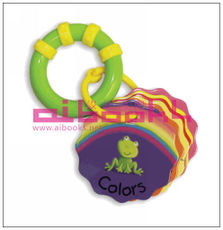 Colors(Baby Rattle Books)by Amanda Gulliver