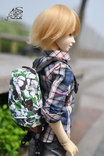 M3 STUDIO BJD1 3 and uncle Universal Camouflage book
