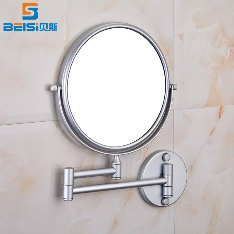 Косметология зеркало настенный ванная комната косметическое зеркало дуплекс увеличить сложить протяжение зеркало ванная комната соус зеркало космический