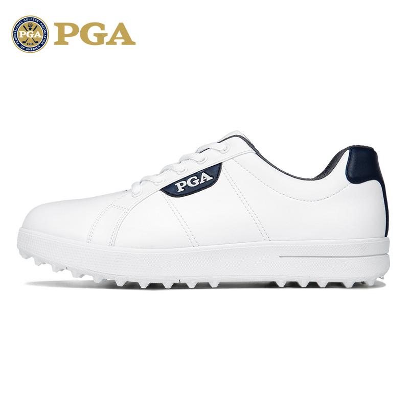 PGA golf shoes womens waterproof shoes versatile, comfortable, non slip fastener new golf shoes