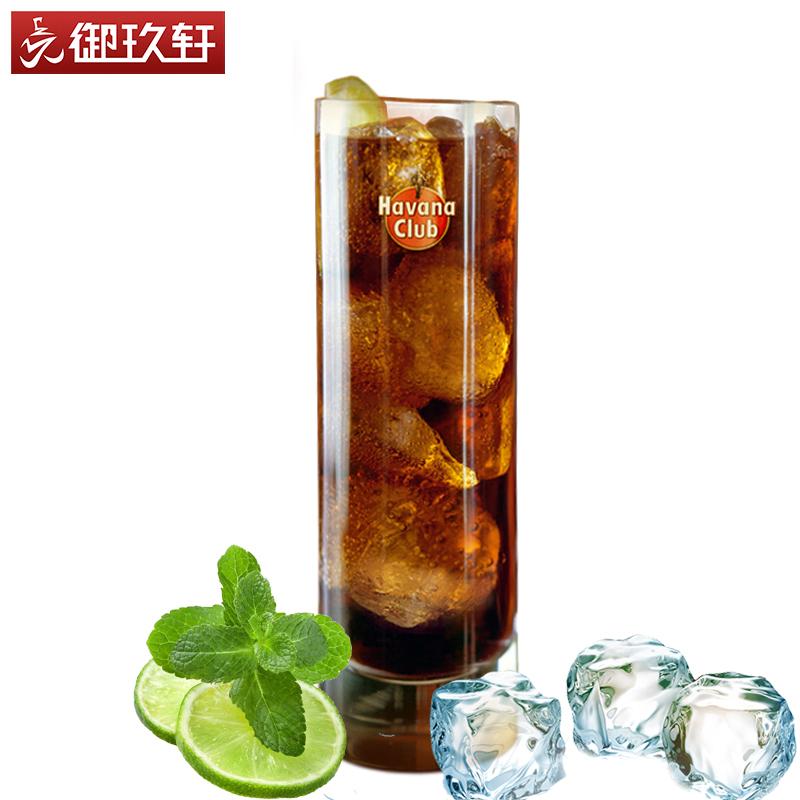 御玖轩 自由古巴鸡尾酒套餐 古贝塔白朗姆酒+ 屈臣氏青柠汁套装
