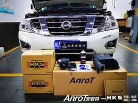 途乐穿越者改装机械增压安若特HKS涡轮增压器图片