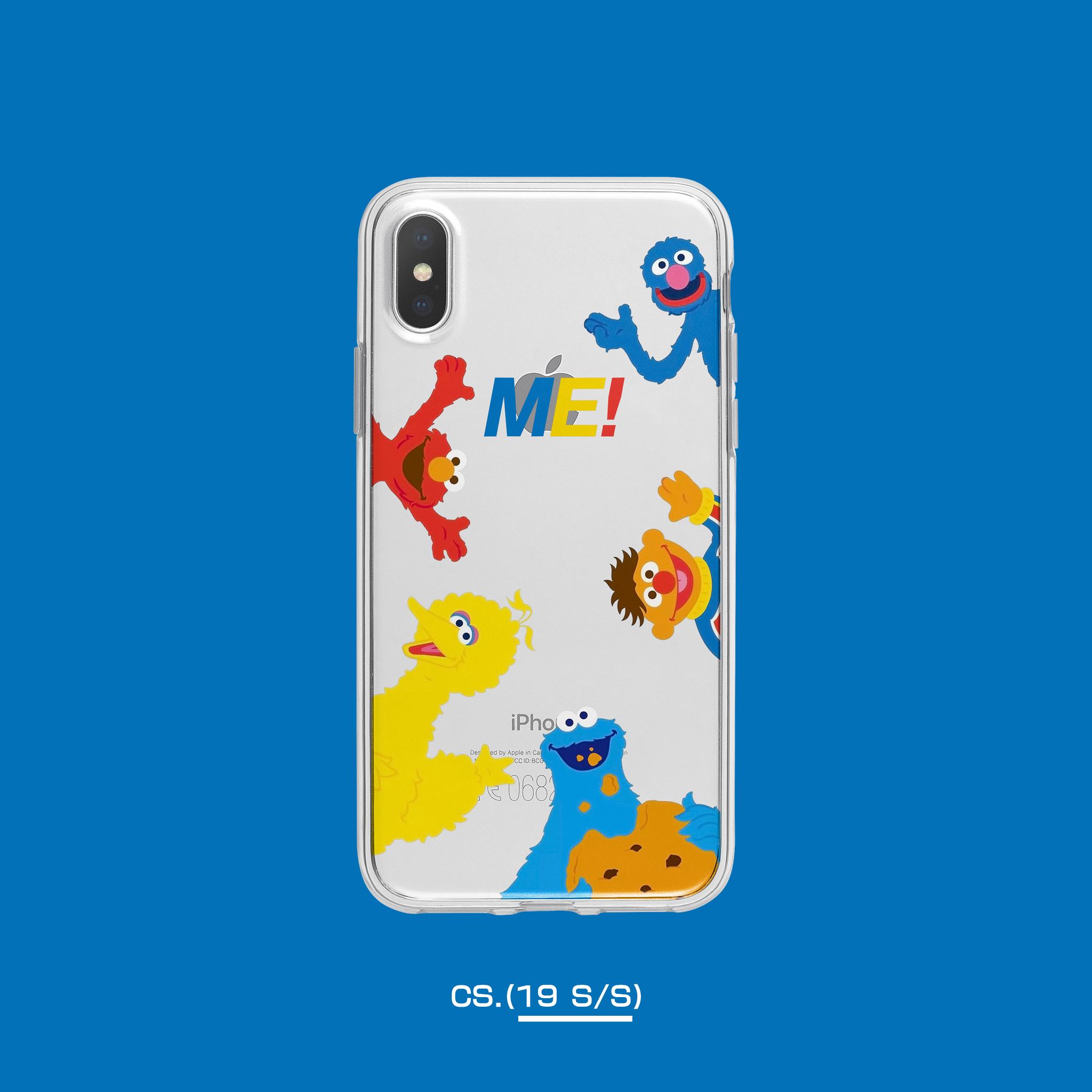 殼空間透明适用苹果iPhoneXS手机壳8plus卡通maxr新款可爱潮11pro