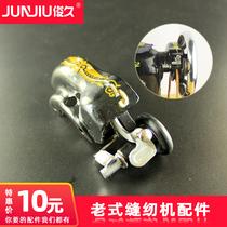 型125110100A90B70A65YJ乐江裁剪机涡轮铜齿轮电剪胶木涡轮