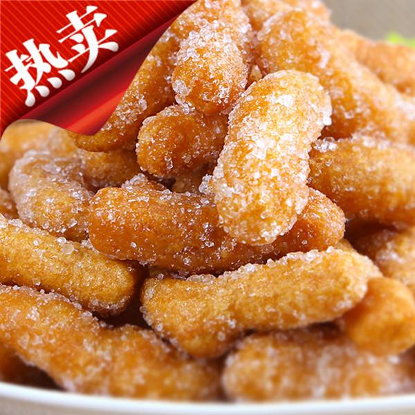 江米条散装5斤 糯米条香酥雪花老式传统小吃零食点心糕点休闲小吃