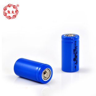 Bears fire 16340 lithium battery 1400mAh rechargeable batteries V5 Headlamp Accessories
