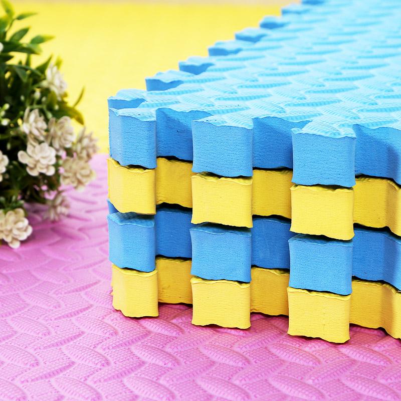 热销42件正品保证泡沫拼接家用垫子儿童爬爬垫拼图