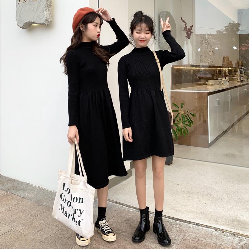 女装修身连衣裙