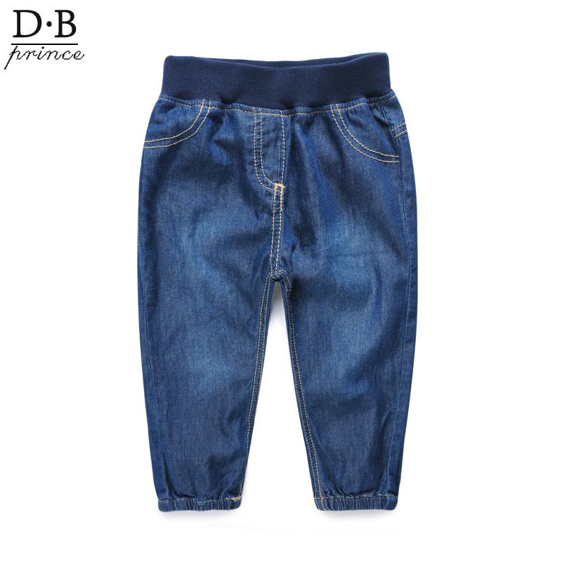 丁巴王子兒童寶寶牛仔褲