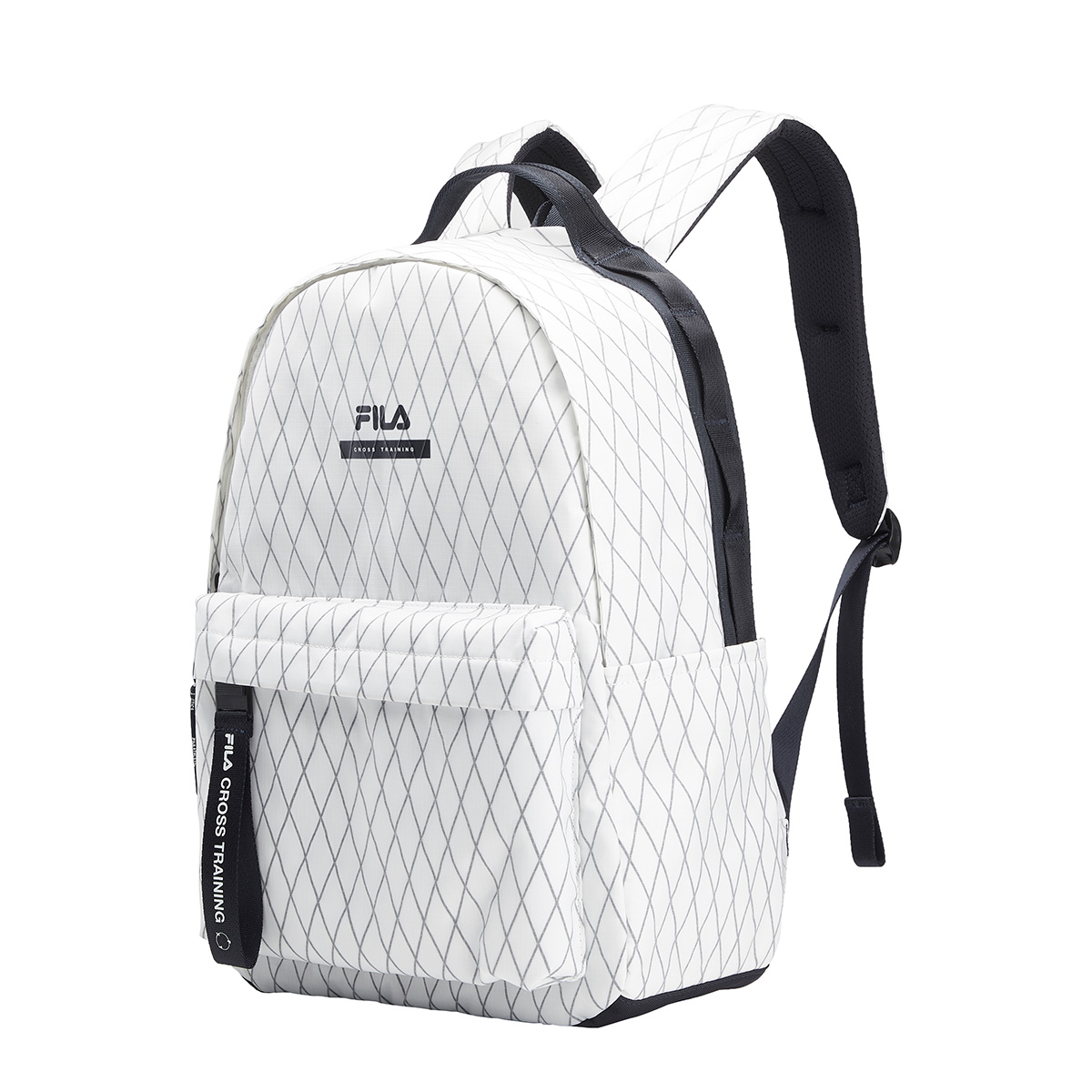 FILA Athletics Fiile Women's Backpack 2021 Spring Fitness Professional Sports Backpack