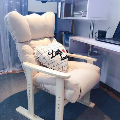 电脑沙发家用懒人电脑椅可躺书房办公书桌椅休闲宿舍游戏电竞座椅