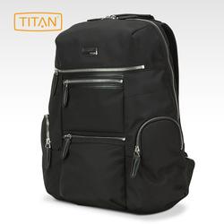 TITAN双肩包男士背包女书包商务休闲电脑背包旅行包369433