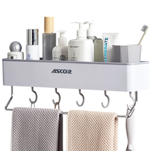 Toilet shelf, bathroom, toilet, no hole, bathroom, washroom, washstand, wall hung towel storage