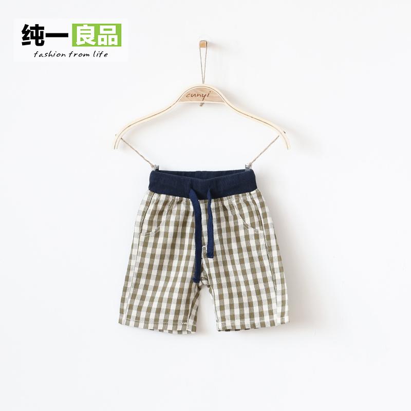 純一良品男童 寶寶馬褲