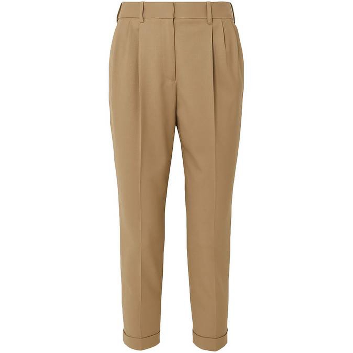 Purchase of Nili Lotan womens Montana wool blended tapered pants 2021 new luxury