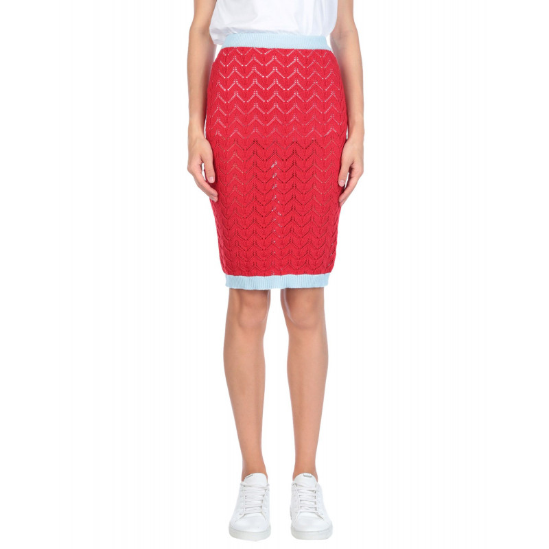 HK tax 30% off to buy Au jour Le jour womens knee length skirt