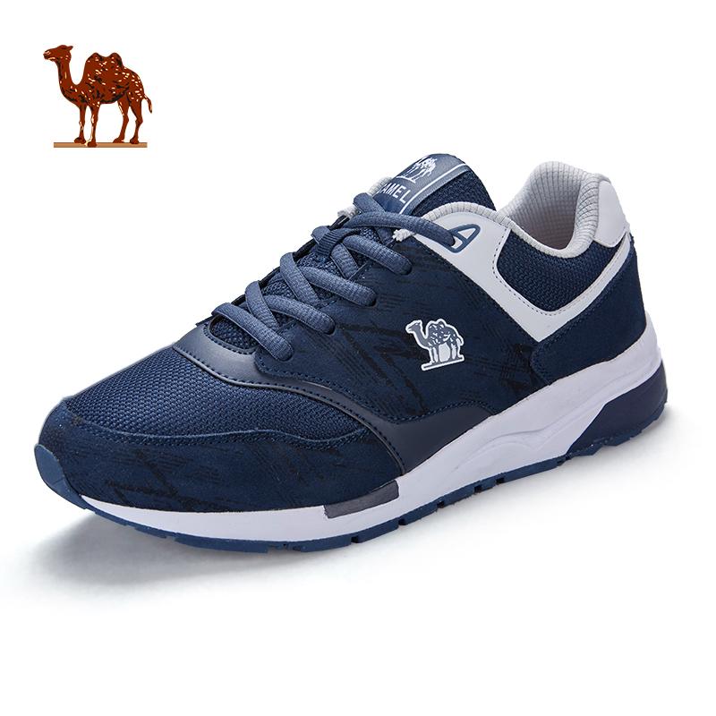 Camel/骆驼正品牌运动鞋情侣轻便防滑耐磨透气城市男女越野跑步鞋