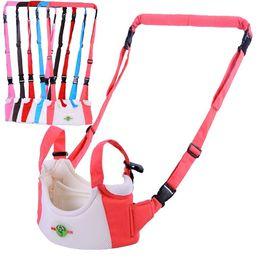 儿童秋冬季两用透气婴儿学步带提篮式宝宝学步带小孩学行带包邮