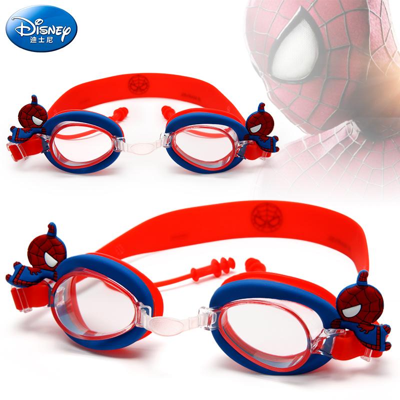 10月20日最新优惠迪士尼泳镜男童防水防雾游泳眼镜