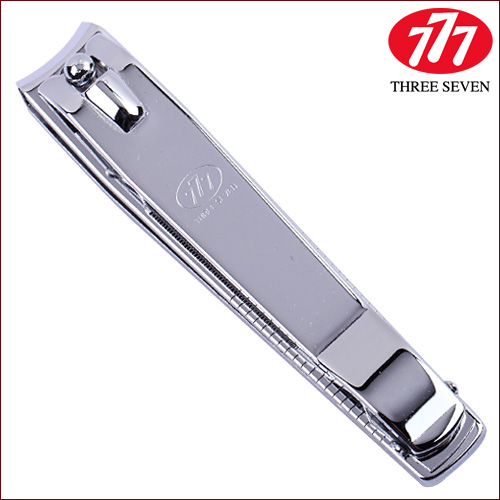 Korea 777 single shear large nail clippers with file / nail clippers / nail clippers