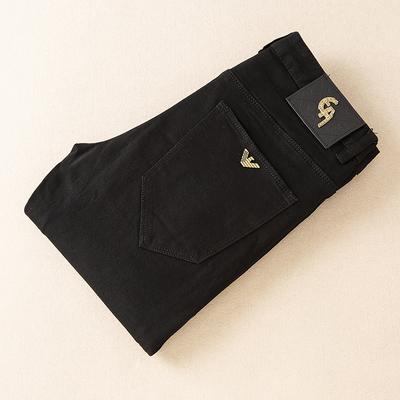 2019秋冬新款男士黑色牛仔裤 货号8800 P160 大货款控价不低于195
