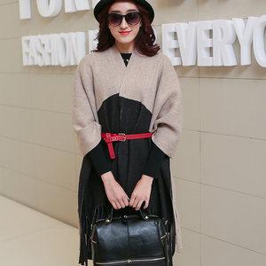 贵伦美 韩版女士围巾 女冬季加厚秋冬天保暖两用披肩围巾女