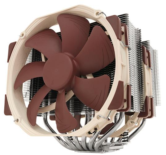 猫头鹰 NH-D15 多平台CPU散热器115X 2011 AMD平台双风扇