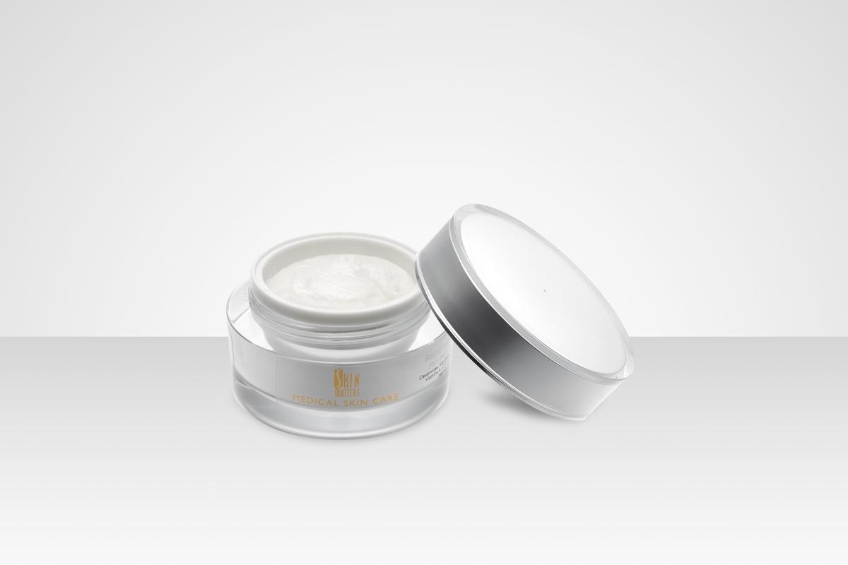 现货 Skin Matters金字Logo 升级成分 水润抗氧绿茶面霜46g滋润