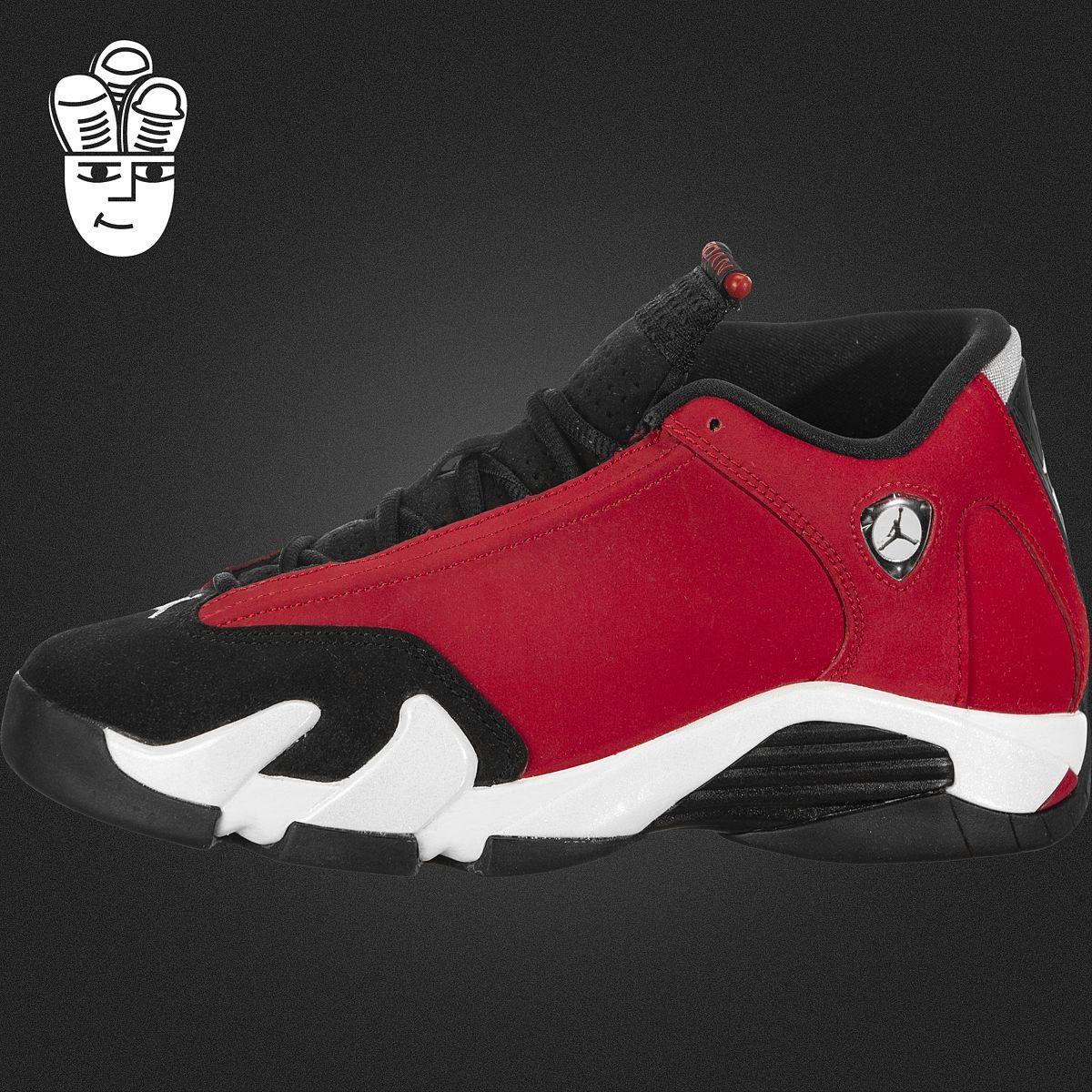 Air Jordan Retro 14 AJ14 男/女鞋 复刻篮球鞋 运动休闲鞋