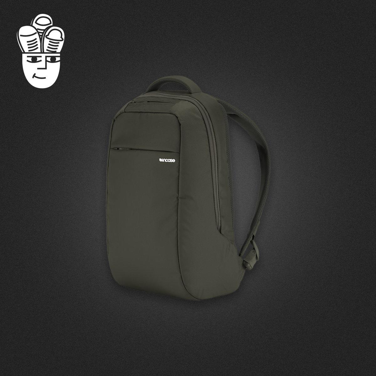美国Incase ICON 苹果笔记本电脑包 时尚休闲双肩包 多功能背包