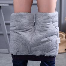 儿童棉裤2018冬季款男童加棉加厚休闲高腰中大童长裤女童牛仔裤子