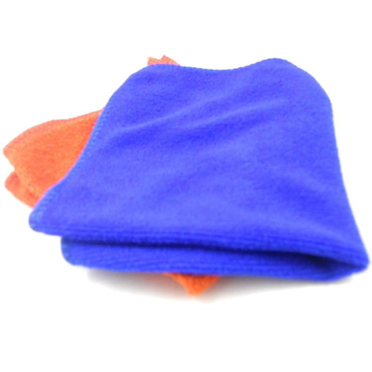 Прекрасный техника использование абсорбент полотенце / малый квадрат / тряпка многоцветный случайных доставка