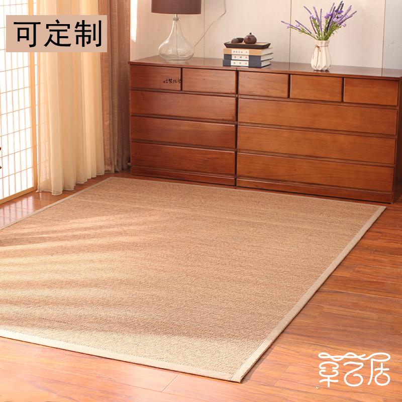 定制竹地毯飘窗凉席卧室飘窗垫阳台夏季窗台垫定做榻榻米垫子地垫